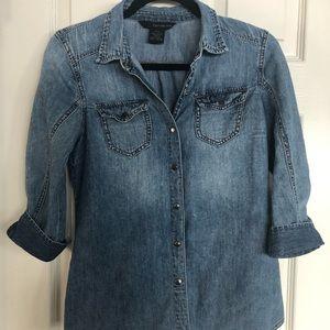 Jean Denim shirt